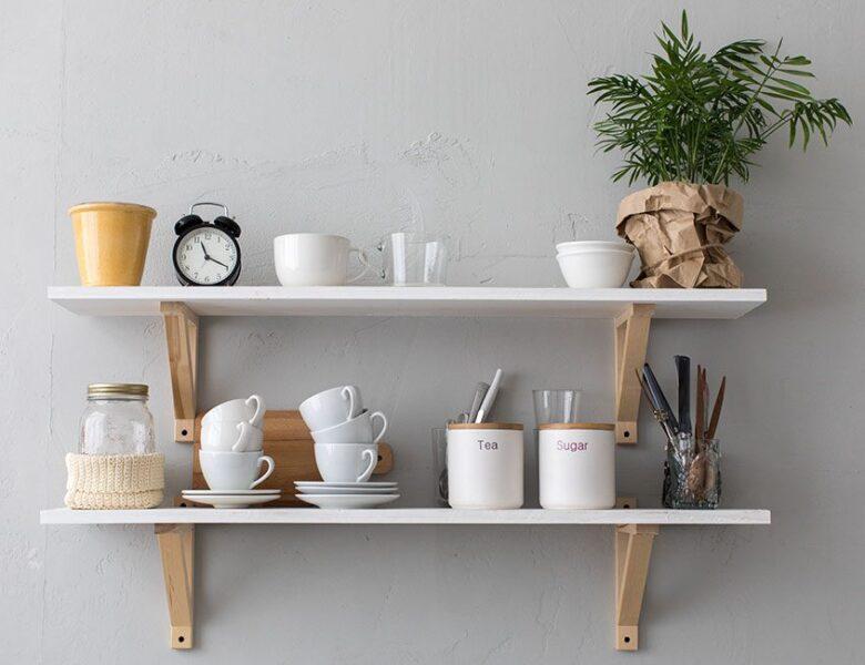 Le «Shelfie» ou l'art d'exposer sa vaisselle